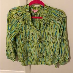 Lilly Pulitzer tunic size 2
